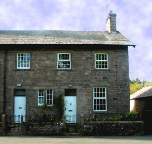 19th century cottage refurbished to the new Duchy standard