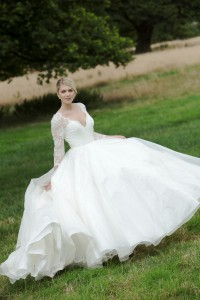 Designer wedding gowns made by highly skilled pattern cutters and seamstresses